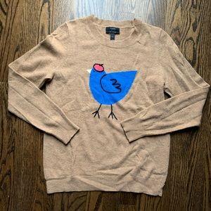 Jcrew Wool/Cashmere Sweater